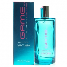 Davidoff Cool Water Game pour femme