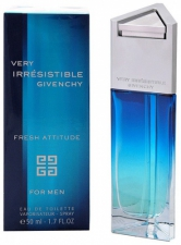 Givenchy Very Irresistible Fresh Attitude for men